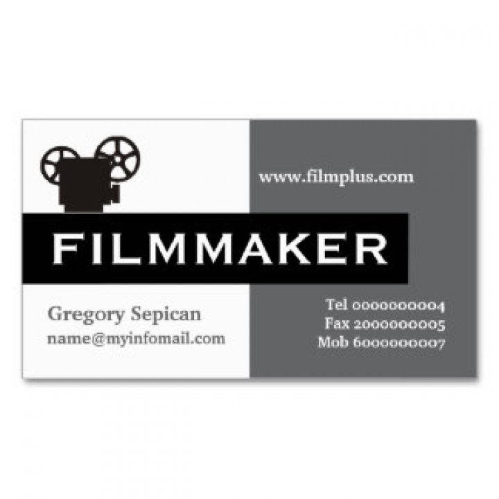 Using film festivals to network to success 48 hour film project have business cards colourmoves